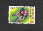 Stamps Grenada -  JJOO Montreal 76