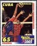 de America - Cuba -  Panamemerican games - Santo Domingo