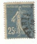 de Europa - Francia -  Republique Francaise