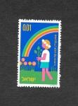 Stamps Israel -  552 - Dia del Árbol