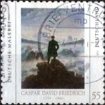 de Europa - Alemania -  Scott#2603A intercambio, 0,80 usd, 55 cent. 2011