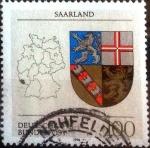 Sellos del Mundo : Europa : Alemania : Scott#1710 intercambio, 0,55 usd, 100 cent. 1994