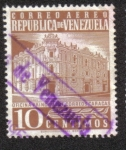 Sellos del Mundo : America : Venezuela : Oficina General de Correos