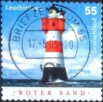 Stamps of the world : Germany :  Scott#2291A intercambio, 0,70 usd, 55 cent. 2004