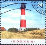 Stamps of the world : Germany :  Scott#2493 intercambio, 0,85 usd, 55 cent. 2008