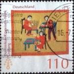 Stamps Germany -  Scott#2046 intercambio, 0,70 usd, 110 cent. 1999