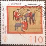 Sellos de Europa - Alemania -  Scott#2046 intercambio, 0,70 usd, 110 cent. 1999