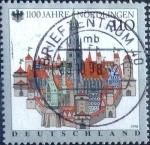 Sellos de Europa - Alemania -  Scott#1989 intercambio, 0,70 usd, 110 cent. 1998