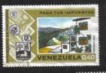 Sellos del Mundo : America : Venezuela : Paga tus impuestos