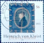 Stamps of the world : Germany :  Scott#2179 intercambio, 1,00 usd, 56 cent. 2002