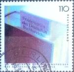 sellos de Europa - Alemania -  Scott#2055 intercambio, 0,70 usd, 110 cent. 1999