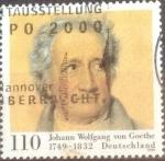 Sellos de Europa - Alemania -  Scott#2052 intercambio, 0,70 usd, 110 cent. 1999