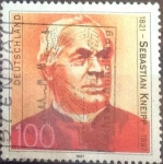Stamps of the world : Germany :  Scott#1969 intercambio, 0,55 usd, 100 cent. 1997