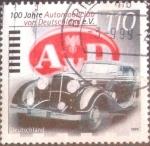 Sellos de Europa - Alemania -  Scott#2035  intercambio, 0,70 usd, 110 cent. 1999