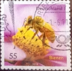 sellos de Europa - Alemania -  Scott#2572A  intercambio, 0,70 usd, 55 cent. 2010