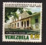 Sellos del Mundo : America : Venezuela : La casa de La Cultura