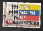 Sellos del Mundo : America : Venezuela : Censo