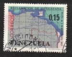Sellos del Mundo : America : Venezuela : Territorial Claim of Esequiba Guayana