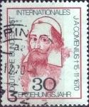 sellos de Europa - Alemania -  Scott#1050 intercambio, 0,20 usd, 30 cent. 1970