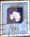 Stamps Germany -  Scott#1362 intercambio, 0,30 usd, 100 cent. 1981