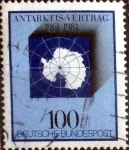 Stamps of the world : Germany :  Scott#1362 intercambio, 0,30 usd, 100 cent. 1981
