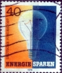 Stamps of the world : Germany :  Scott#1305 intercambio, 0,20 usd, 40 cent. 1979