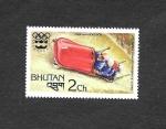 Sellos de Asia - Bhután -  213 - JJOO Innsbruck 76