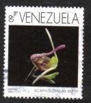 Sellos del Mundo : America : Venezuela : Scaphosepalum breve