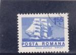 Stamps Romania -  VELERO