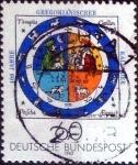 sellos de Europa - Alemania -  Scott#1383 intercambio, 0,20 usd, 60 cent. 1982