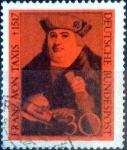 Sellos de Europa - Alemania -  Scott#971 ma3s intercambio, 0,20 usd, 30 cent. 1967