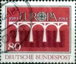 Sellos de Europa - Alemania -  Scott#1416 intercambio, 0,30 usd, 80 cent. 1984