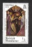 Stamps Belize -  Navidad 70