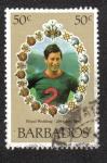 Sellos del Mundo : America : Barbados : Prince Charles