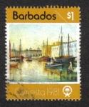 Sellos de America - Barbados -  Festival de Arte