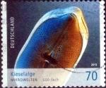 Stamps Germany -  Scott#xxx intercambio, 0,90 usd, 70 cent. 2015