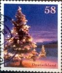 sellos de Europa - Alemania -  Scott#xxx intercambio, 0,75 usd, 58 cent. 2013