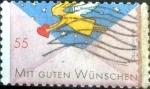 Sellos de Europa - Alemania -  Scott#2568 intercambio, 0,75 usd, 55 cent. 2010