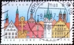 sellos de Europa - Alemania -  Scott#1960 ma3s intercambio, 0,55 usd, 100 cent. 1997