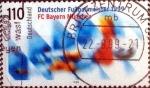 Stamps Germany -  Scott#2054 intercambio, 0,70 usd, 110 cent. 1999
