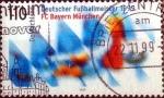 Sellos de Europa - Alemania -  Scott#2054 intercambio, 0,70 usd, 110 cent. 1999