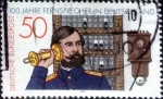 sellos de Europa - Alemania -  Scott#1261 intercambio, 0,20 usd, 50 cent. 1977