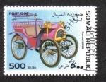 Sellos del Mundo : Africa : Somalia : Automobiles
