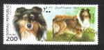 Sellos de Africa - Somalia -  Perros