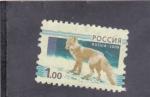 Sellos de Europa - Rusia -  ZORRO