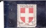 Stamps France -  ESCUDO DE SAVOIE