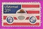 Stamps United States -  Correo Aereo