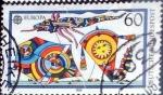 Sellos de Europa - Alemania -  Scott#1573 intercambio, 0,25 usd, 60 cents. 1989