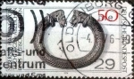 Stamps of the world : Germany :  Scott#1220 intercambio, 0,30 usd, 50 cents. 1976