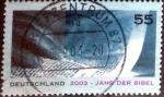 Sellos de Europa - Alemania -  Scott#2225 intercambio, 1,00 usd, 55 cents. 2003